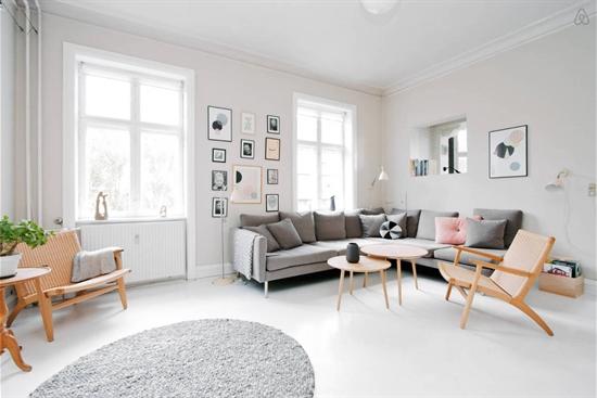 36 m2 apartment in Copenhagen K for rent