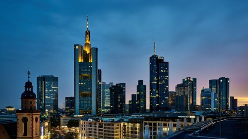 Housing in Frankfurt