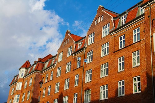 Rental housing in Odense N
